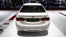 2011 Honda Accord facelift (Euro-spec) live in Geneva, 673 - 02.03.2011