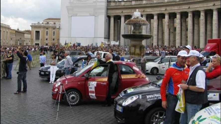Ecorally 2014 al via