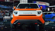 Toyota FT-4X Concept - New York 2017