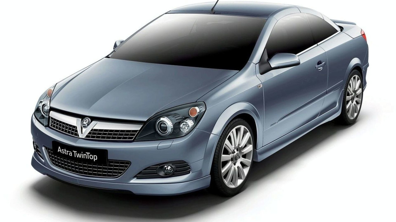 VXR Styling Kit for Vauxhall Astra TwinTop