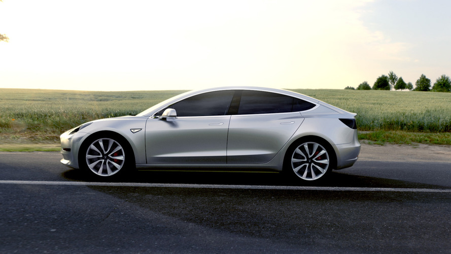 Elon Musk: There's a 'good chance' Tesla Model 3 will be most Made In America car