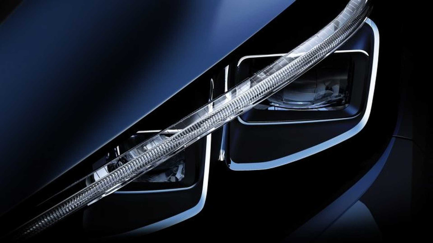 Nissan Releases First Teaser Of 2nd Gen 'All New' Leaf