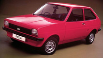30 Years of Ford Fiesta (UK) - 1976 Ford Fiesta