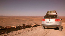 Touareg 360° Experience: one of the last big adventures begins