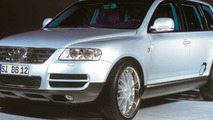 B&B tuned VW Touareg