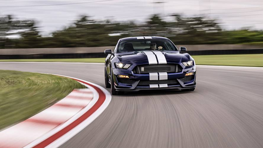 Ford Mustang Shelby GT350: Aerodynamic Features Straight from the GT500