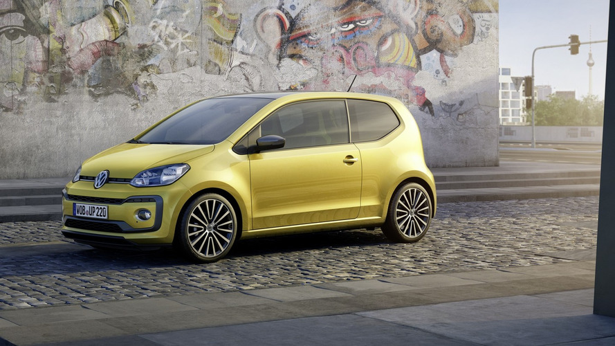 Volkswagen - La Up! GTI dans les starting-blocks