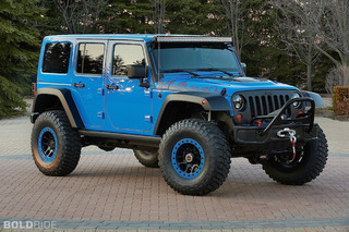 Jeep Wrangler Trio Follows Cherokees to Moab Safari