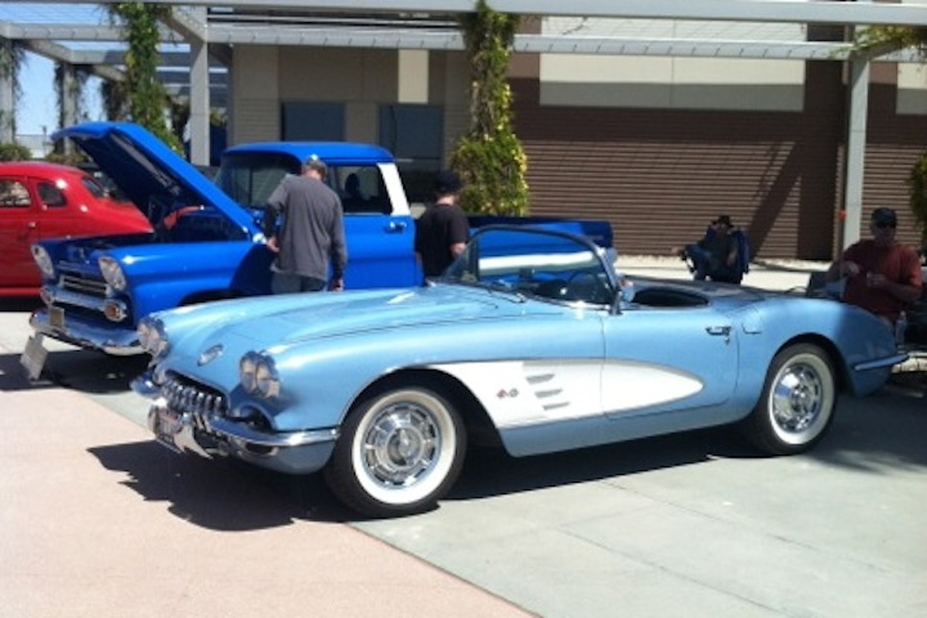 Your Ride: 1960 Chevrolet Corvette Roadster