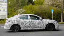 2017 Honda Civic hatchback spy photo