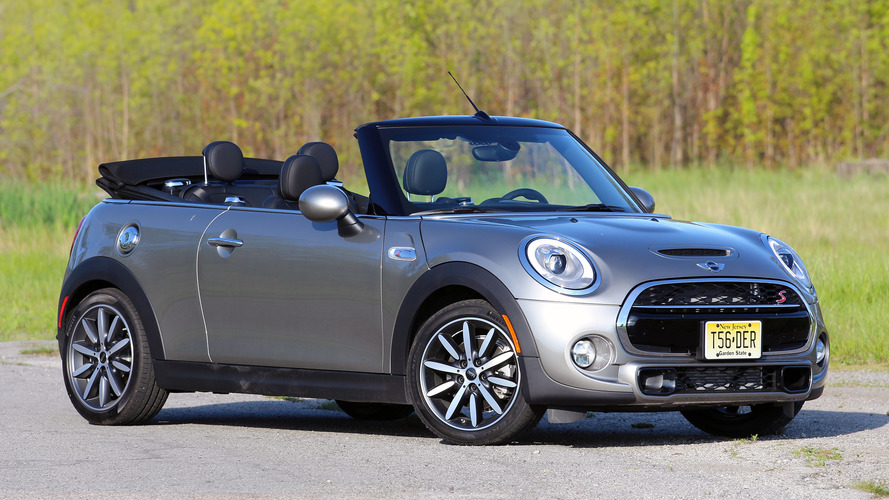 First Drive: 2016 Mini Convertible
