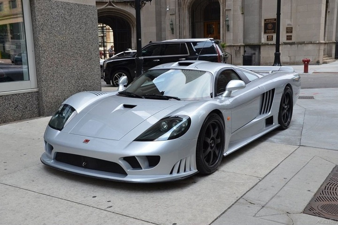 Saleen S7 For Sale >> Stunning Saleen S7 Signed By Steve Saleen Hits The Used Market