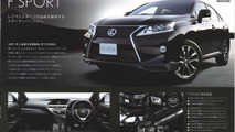 2013 Lexus RX brochure leak - low res - 13.2.2012