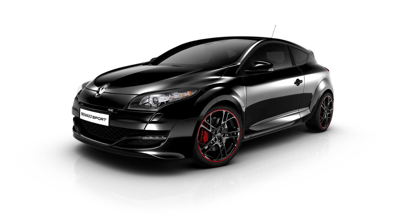 Renault Megane RS 250 Australian Grand Prix Limited Edition 24.02.2012