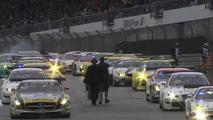 2011 Nurburgring 24 Hours start of race, 1280, 05.04.2012