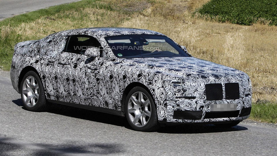 Rolls-Royce considering two additional Ghost models