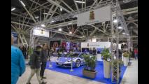 La Polizia di Stato al Motor Show 2014