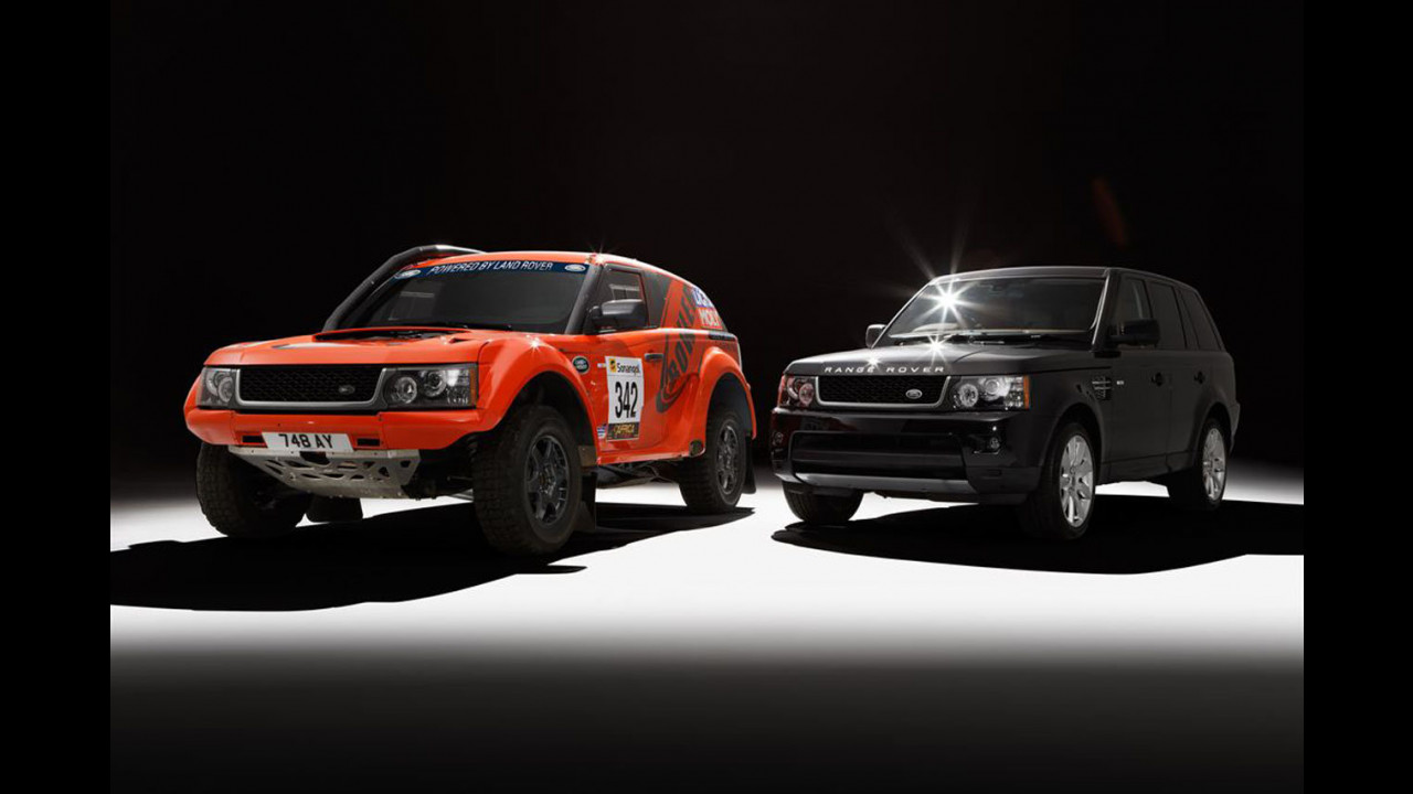 Range Rover e Bowler EXR
