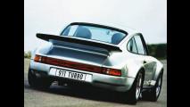 Porsche 911 Turbo: foto storiche