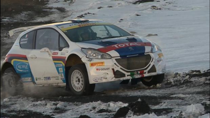 Peugeot, Andreucci e l'Etna: l'incredibile backstage [VIDEO]