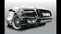 Porsche Cayenne diesel by Cargraphic