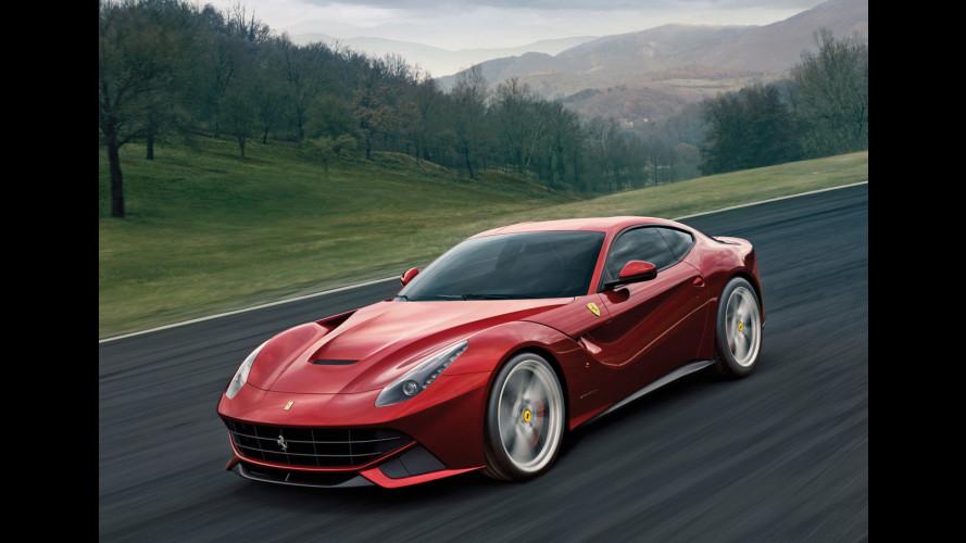 Ferrari: un futuro ibrido per il V12