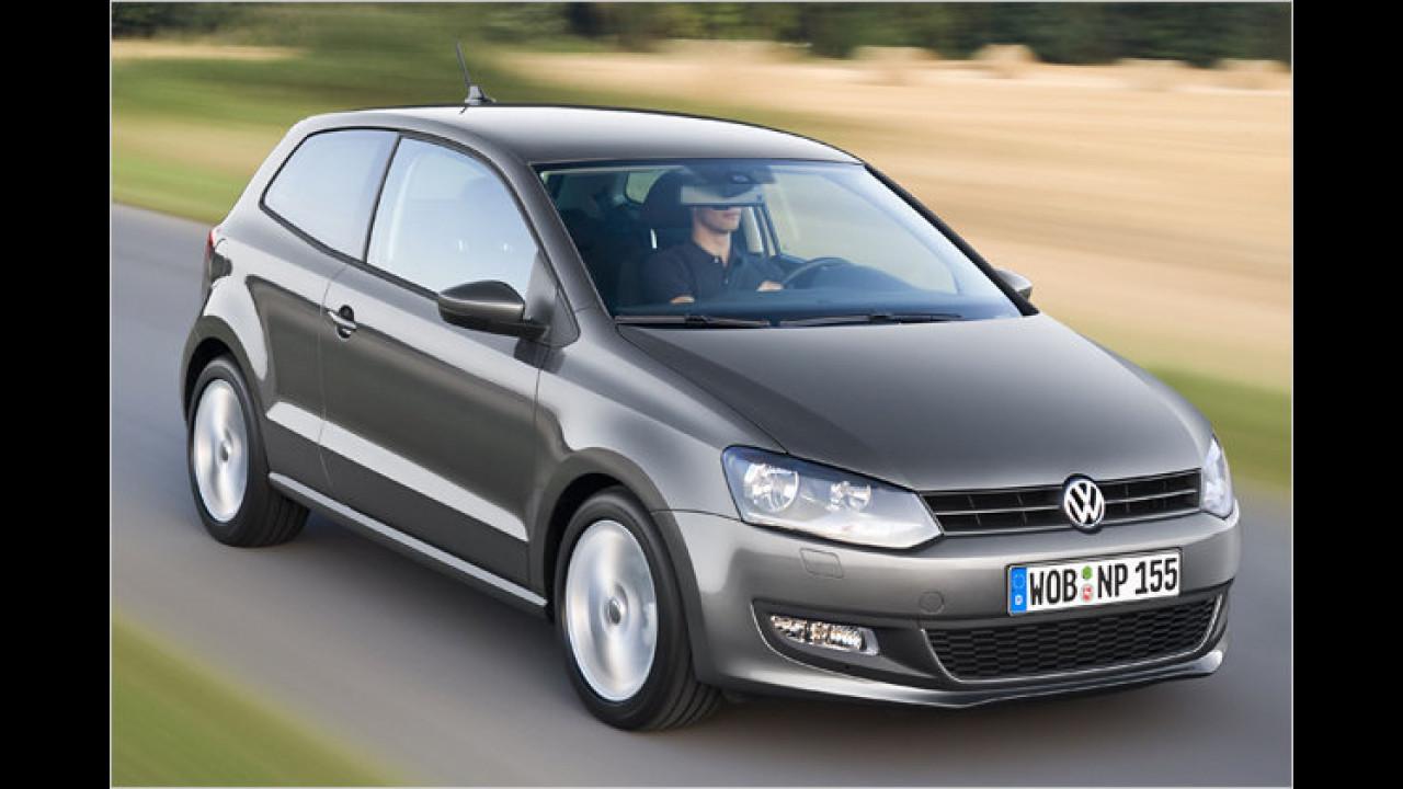 VW Polo 1.6 TDI BlueMotion Technology Trendline