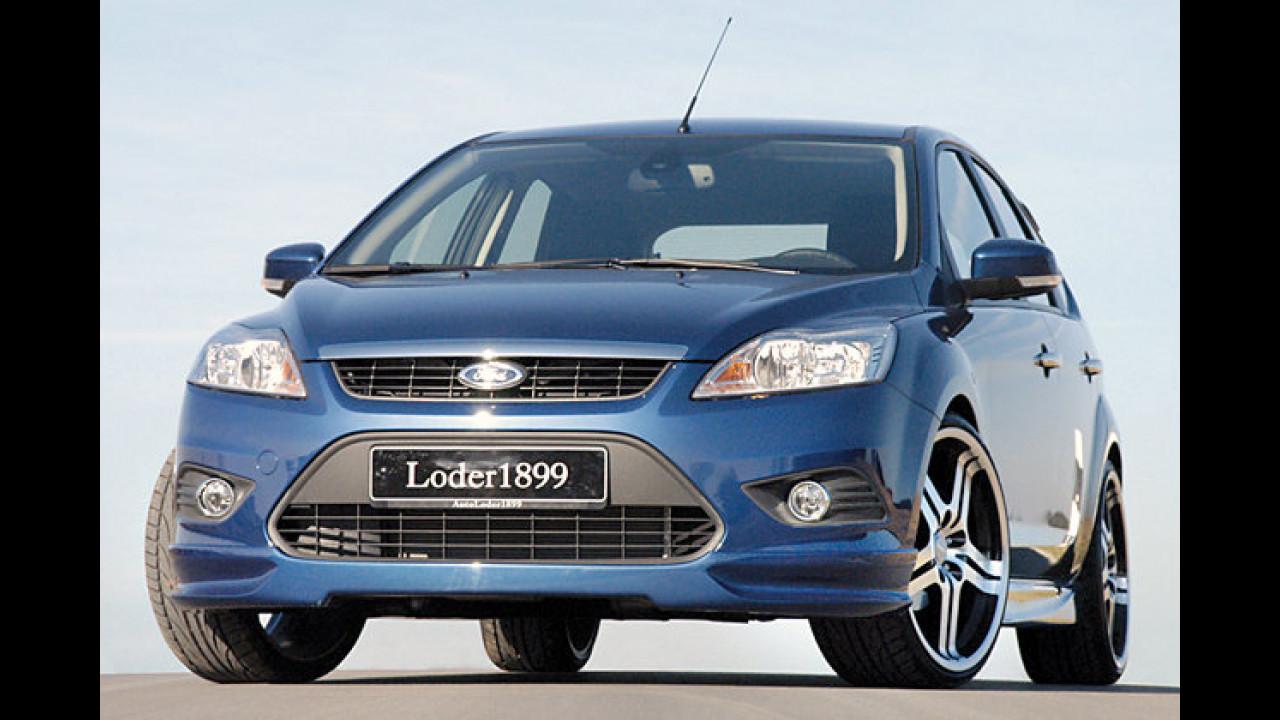Ford Focus mit mehr PS