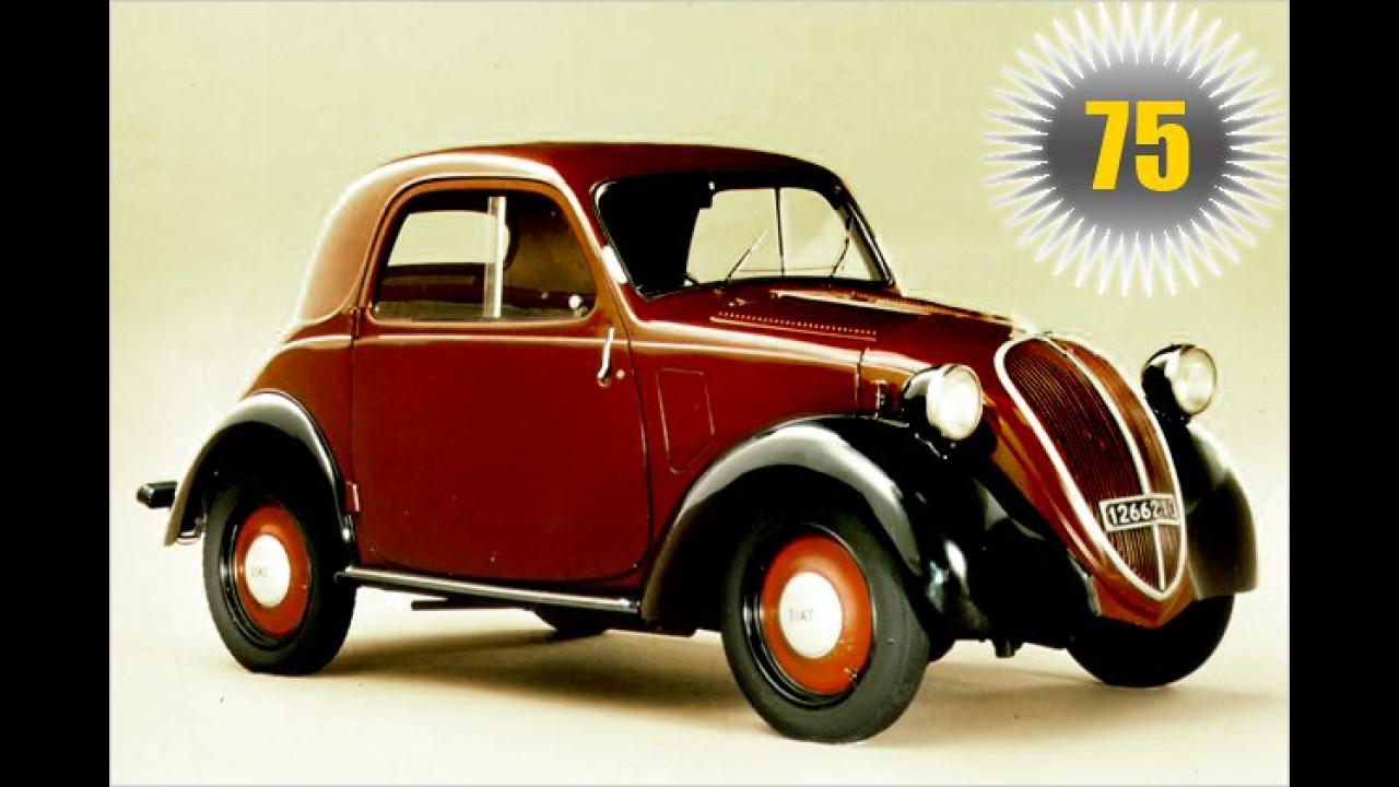 75 Jahre Fiat Topolino