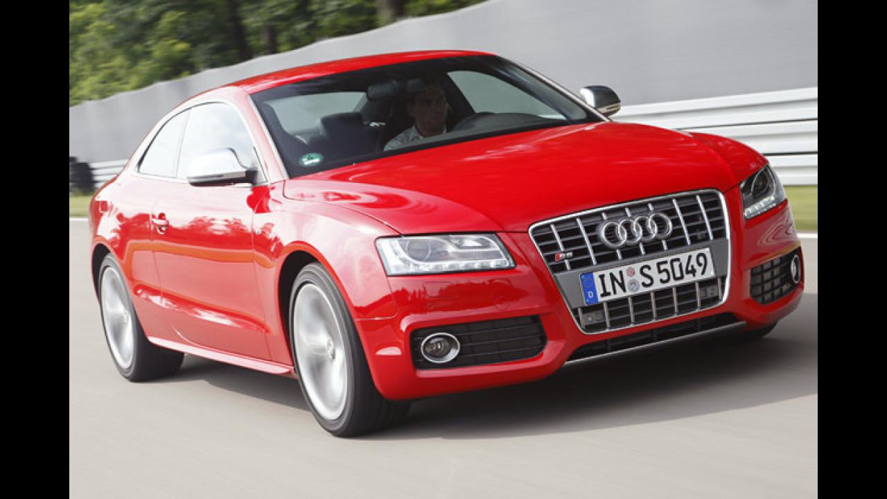 Neue Audi S tronic