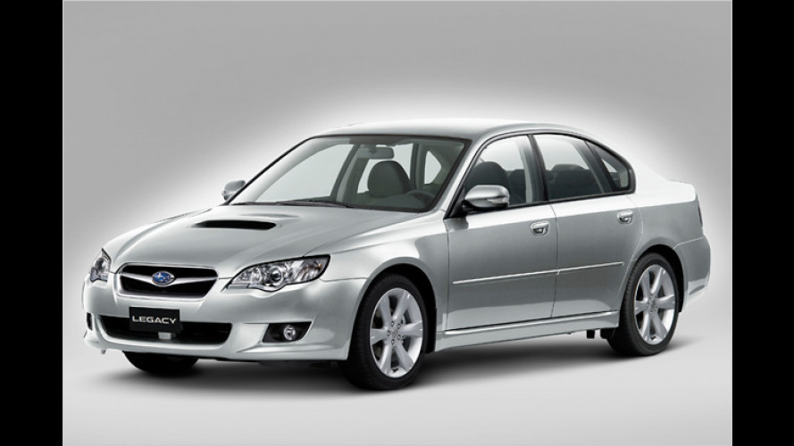 Ersehnte Weltpremiere: Subarus Diesel-Offensive in Genf