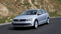 2015 Volkswagen Jetta facelift