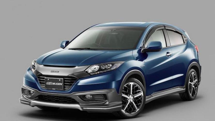 Mugen-prepared Honda Vezel revealed with full body kit