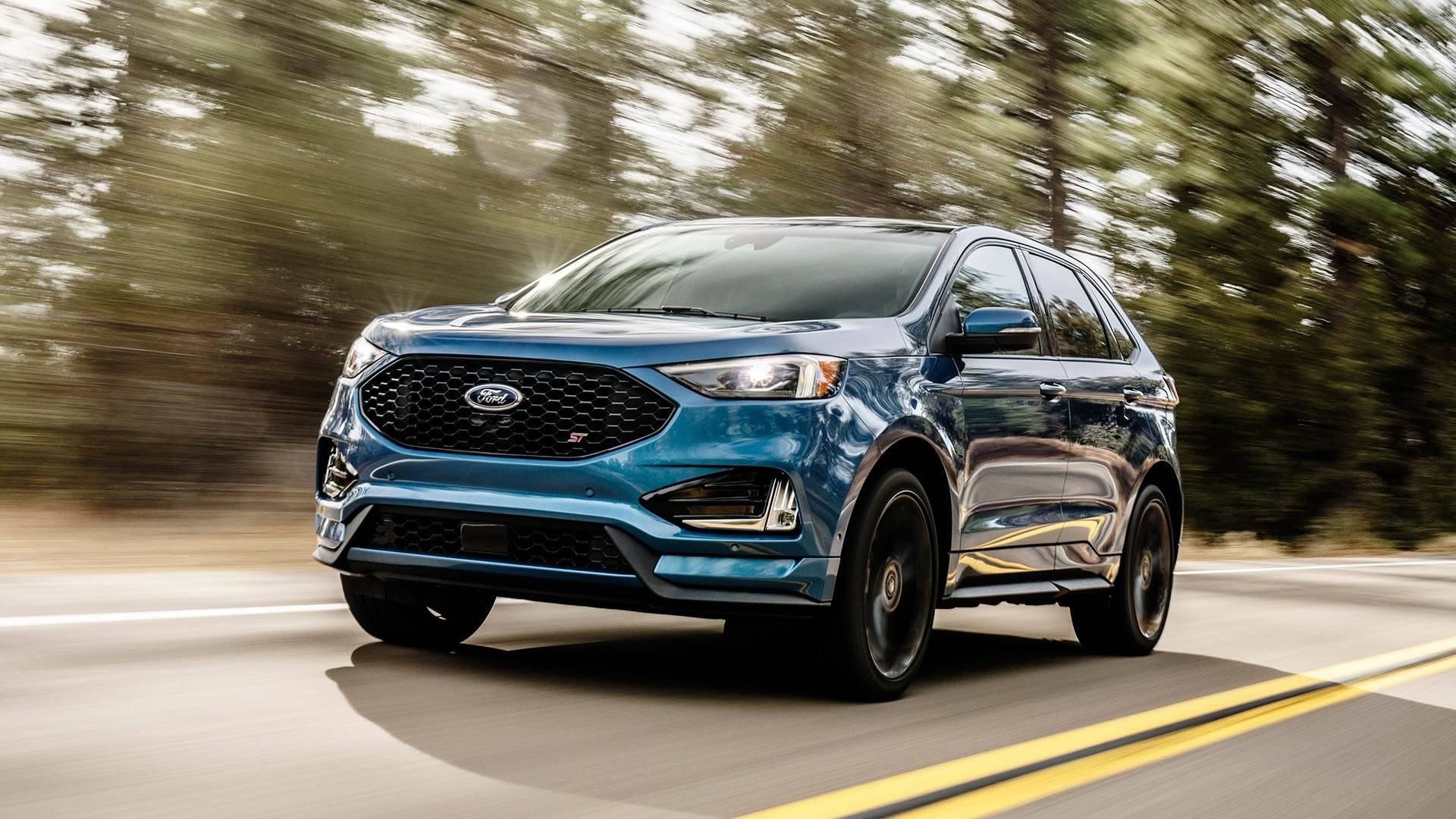Ford Edge 2019 - Titanium e ST