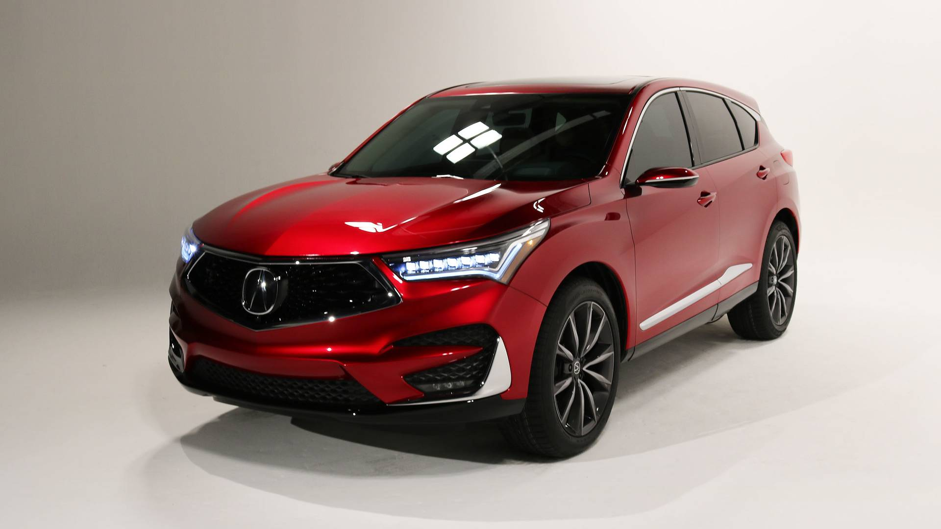 naias 2019 acura rdx concept is production ready. Black Bedroom Furniture Sets. Home Design Ideas