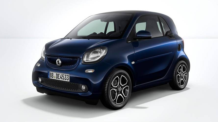 Smart Marks 10 Years In The U.S. With Special Edition Fortwo