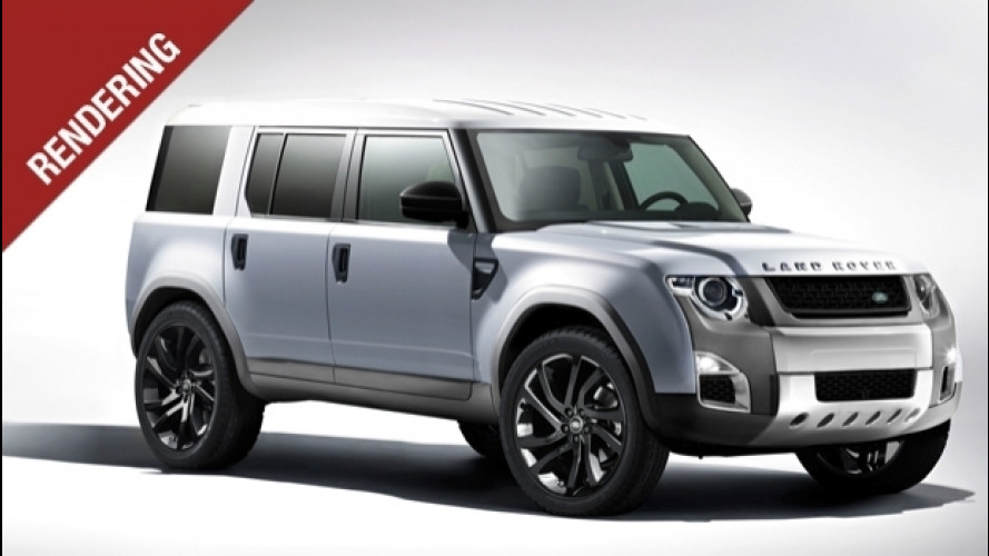 Land Rover Defender, l'erede del mito