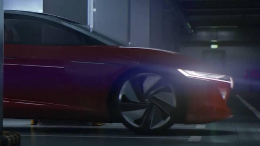 Volkswagen I.D. Vizzion: teaser del prototipo autónomo