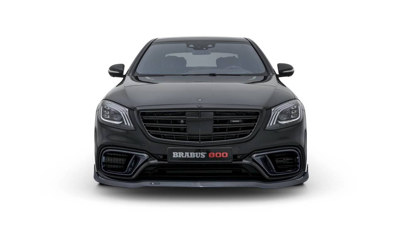 2018 brabus 800 sedan based on the mercedes amg s63 sedan for Mercedes benz usa llc brunswick ga