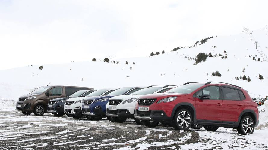 Peugeot Winter Experience 2018