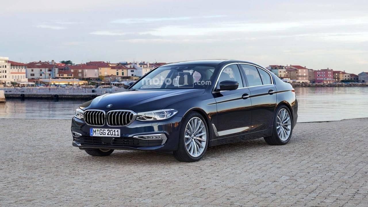 BMW 3 Series Render