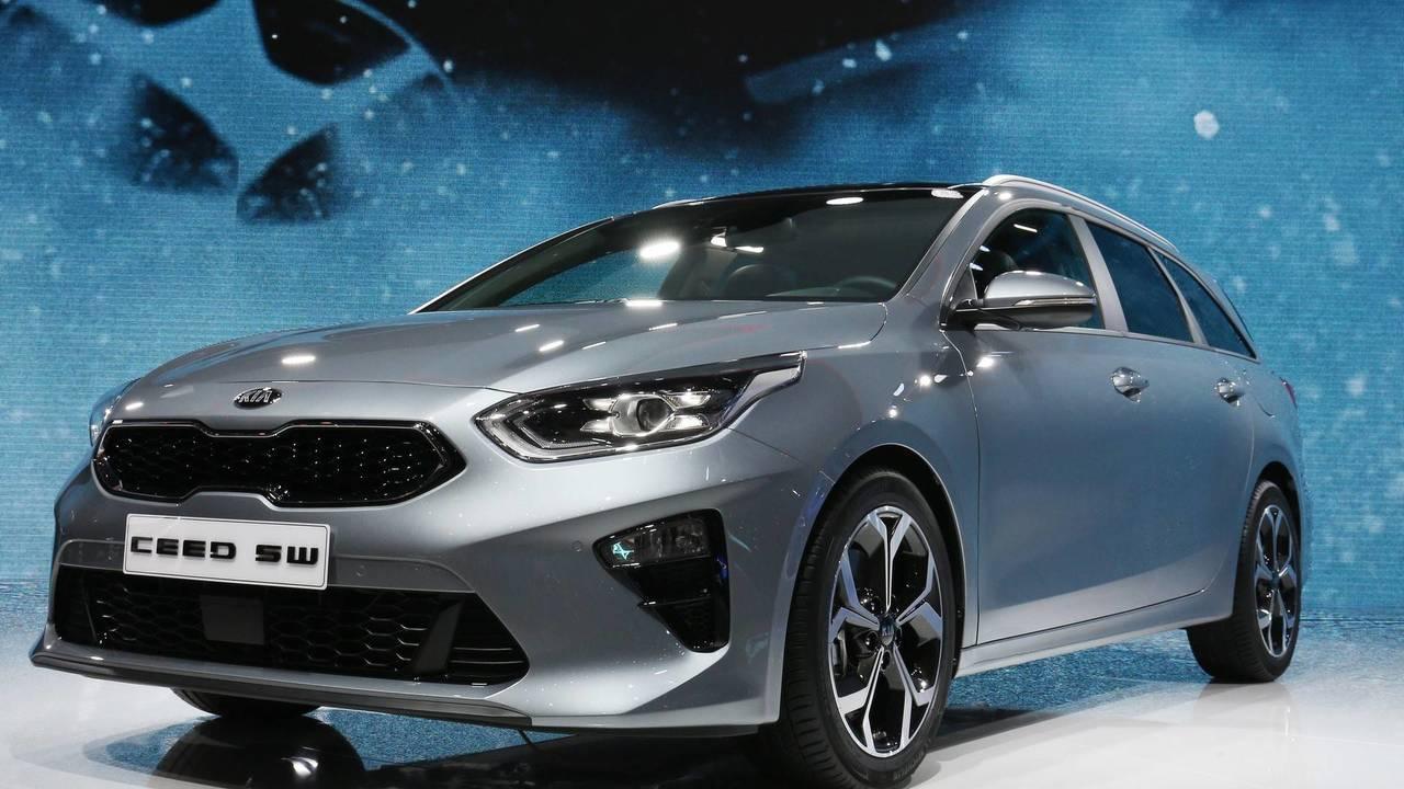 2018 Kia Ceed Sportswagon