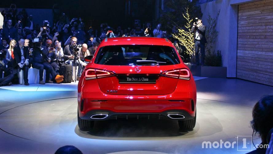 Mercedes-Benz A 220e - En version  hybride rechargeable !