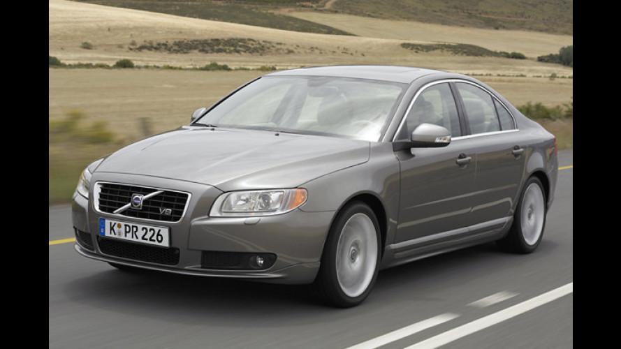 Mit der Kraft des Zuckerrohrs: E85-Version des Volvo S80