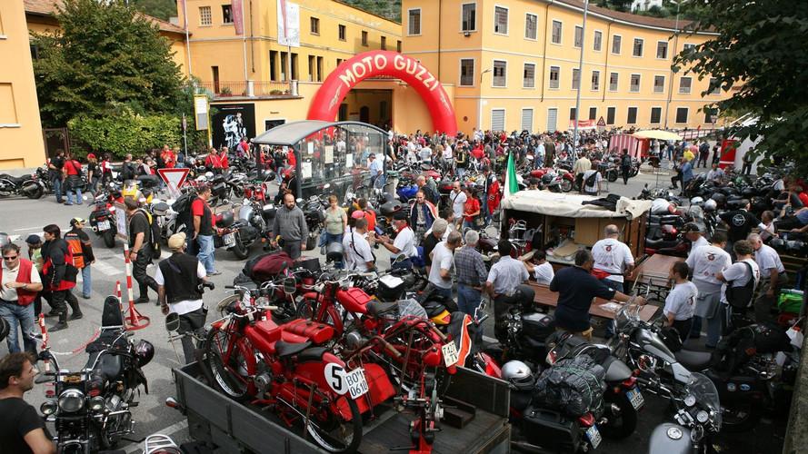 Un año más, vuelve el Moto Guzzi Open House