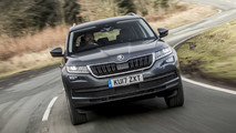 Skoda Kodiaq UK review