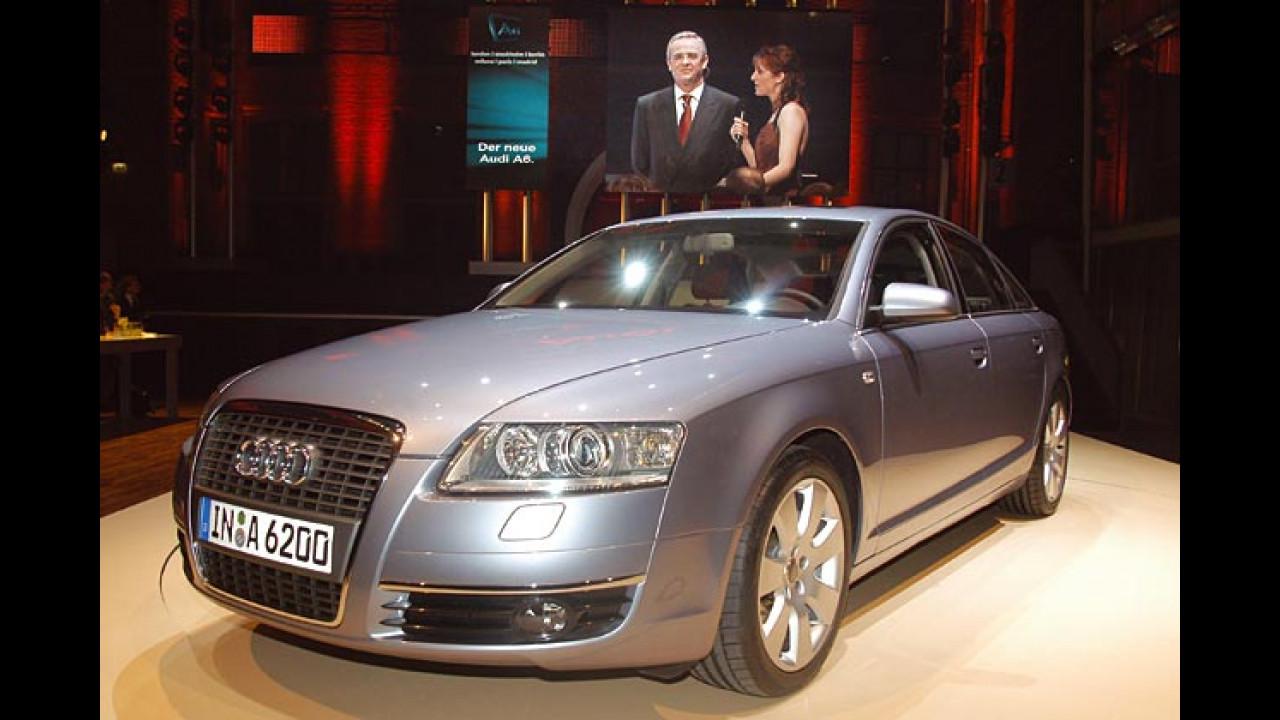 Neuer Audi A6