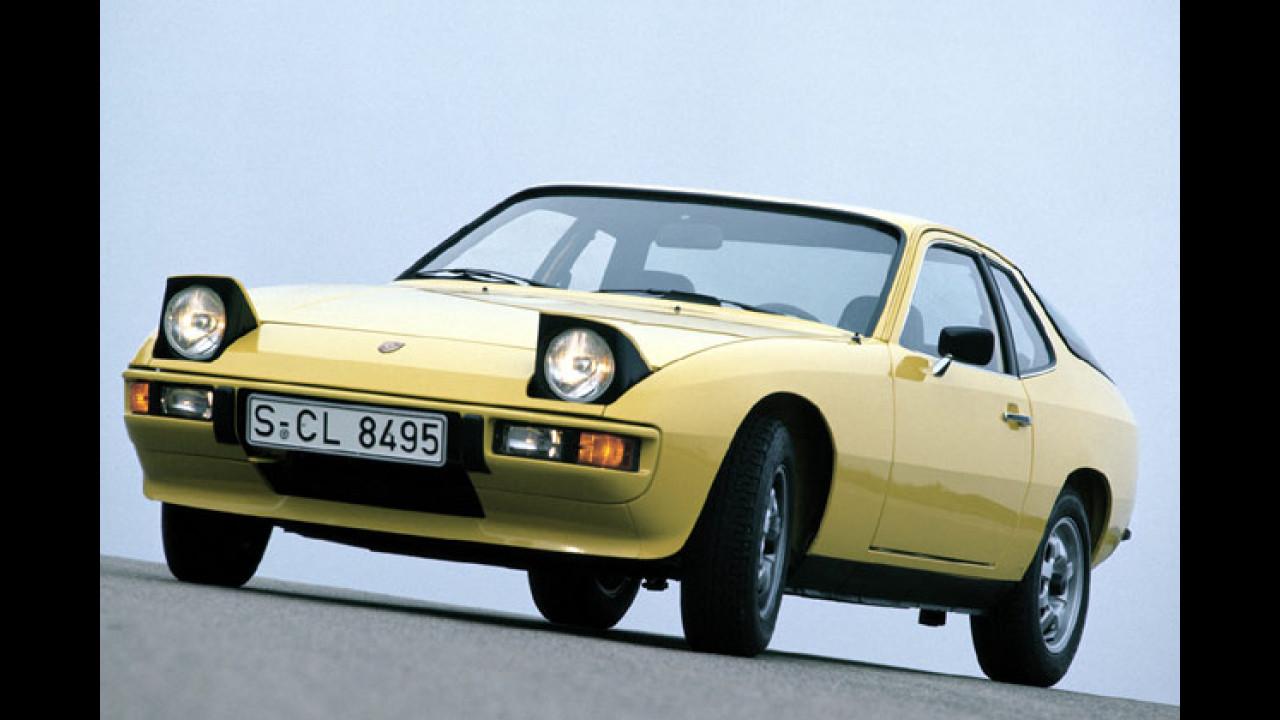 Sportwagen-Ikonen aus den 70er-Jahren – Porsche 924