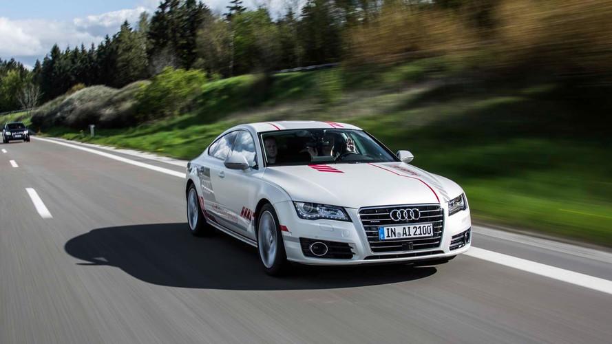 L'Audi A7 autonome sur les autoroutes allemandes