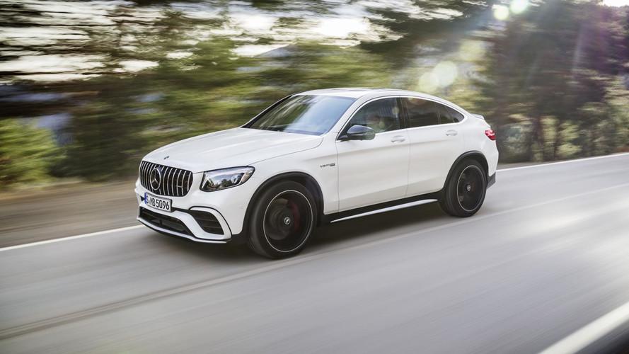 Mercedes-AMG GLC 63 4Matic+ price announced